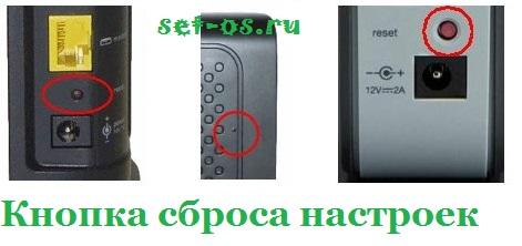 192.168.1.1 установка и настройка пароля
