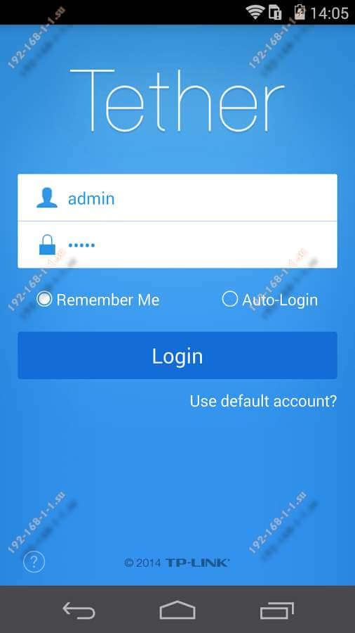 приложение tp-link tether
