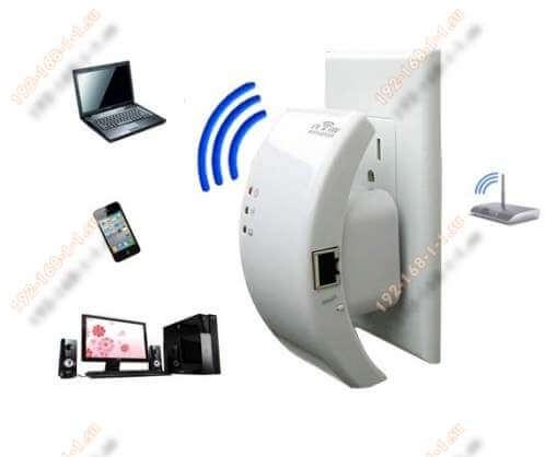 расширитель wifi сети репитер