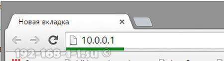 вход 10.0 0.1 status yota